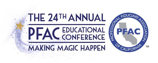 Attend the 24th Annual PFAC Educational Conference